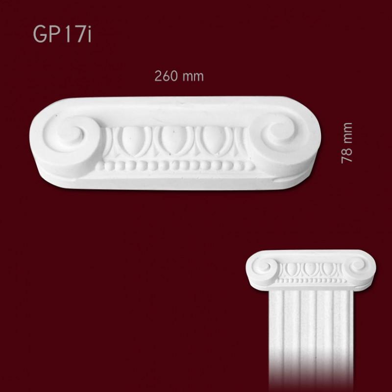 stuck pilaster kapitell gp17i freie lieferung in hamburg. Black Bedroom Furniture Sets. Home Design Ideas